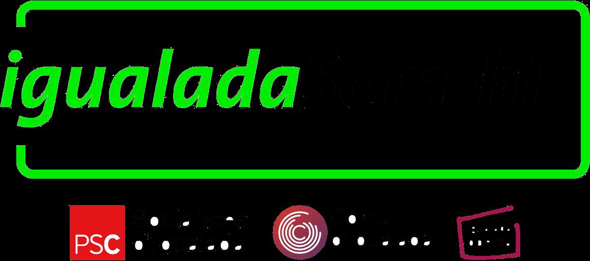 Logo Igualada Som-hi